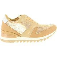 Sapatos Mulher Sapatilhas Chika 10 NEW INES 01 Beige