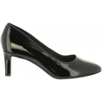 Sapatos Mulher Escarpim Clarks 26132244 CALLA Negro
