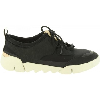 Sapatos Mulher Sapatilhas Clarks 26133666 TRI SPIRIT Negro
