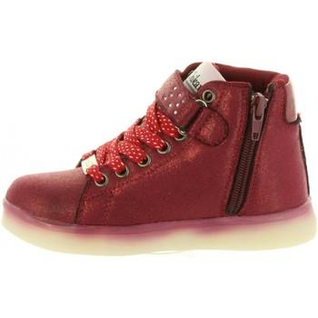 Sapatos Rapariga Botins Chika 10 ALUCES 02 Rojo