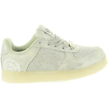 Sapatos Rapariga Sapatilhas Chika 10 ALUCES 03 Plateado