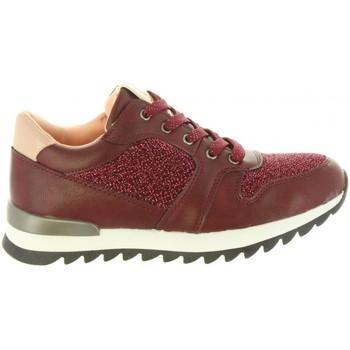 Sapatos Rapariga Sapatilhas Chika 10 CARIOCA 02 Rojo