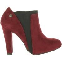 Sapatos Mulher Botas baixas Chika 10 CONIGLIERA 03 Rojo