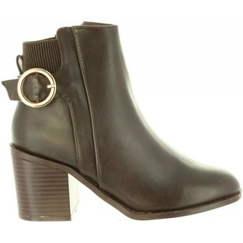 Sapatos Mulher Botins Chika 10 NOA 04 Marr?n