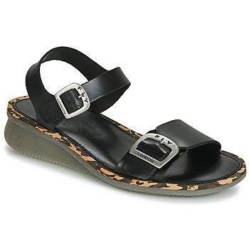 Sapatos Mulher Sandálias Fly London COMB Preto
