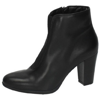 Sapatos Mulher Botas baixas Moda Bella  Preto