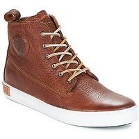 Sapatos Homem Sapatilhas de cano-alto Blackstone INCH WORKER Castanho