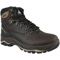 Sapatos Homem Sapatos de caminhada Grisport Marrone Dakar 11205D15G