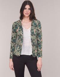 Textil Mulher Casacos/Blazers Les Petites Bombes AZITAZ Multicolor