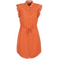 Textil Mulher Vestidos curtos Les Petites Bombes AZITARTE Coral