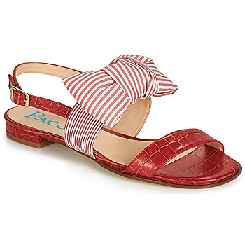 Sapatos Mulher Sandálias Paco Gil BOMBAY Vermelho