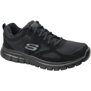 Sapatos Homem Sapatilhas Skechers Burns 52635-BBK
