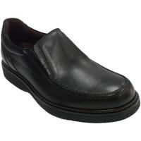 Sapatos Homem Mocassins Pitillos Borracha do assoalho do esporte do homem negro