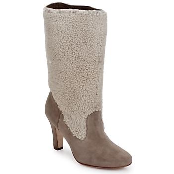 Sapatos Mulher Botins Paul & Joe Sister VANILLE Preto /