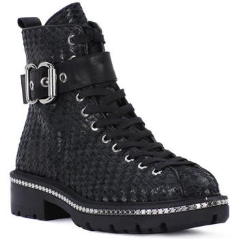 Sapatos Mulher Botas baixas Elvio Zanon SELLERIA Nero