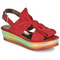 Sapatos Mulher Sandálias Papucei CONDE Vermelho