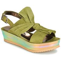 Sapatos Mulher Sandálias Papucei CONDE Verde