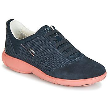 Sapatos Mulher Sapatilhas Geox D NEBULA Marinho