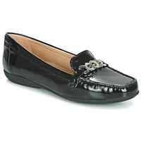 Sapatos Mulher Mocassins Geox D ANNYTAH MOC Preto