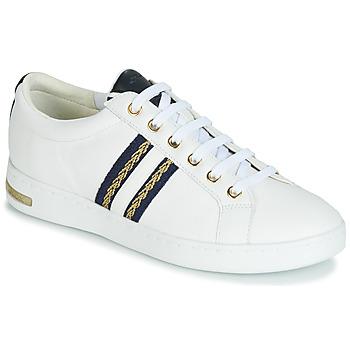 Sapatos Mulher Sapatilhas Geox D JAYSEN Branco
