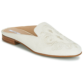 Sapatos Mulher Chinelos Geox D MARLYNA Branco