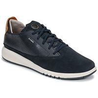 Sapatos Homem Sapatilhas Geox U AERANTIS Marinho