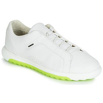 Sapatos Homem Sapatilhas Geox U NEXSIDE Branco