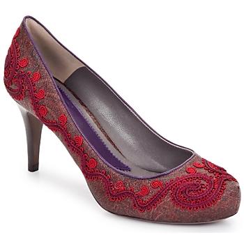 Sapatos Mulher Escarpim Etro BRIGITTE Vermelho