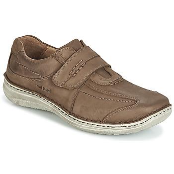 Sapatos Homem Sapatilhas Josef Seibel ALEC Castanho