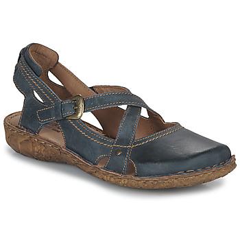 Sapatos Mulher Sandálias Josef Seibel ROSALIE 13 Azul