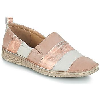Sapatos Mulher Slip on Josef Seibel SOFIE 23 Rosa / Cru