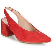 Sapatos Mulher Escarpim Dorking 7806 Vermelho