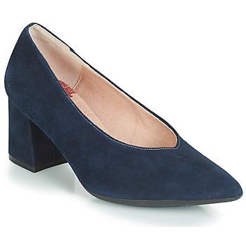 Sapatos Mulher Escarpim Dorking 7805 Marinho