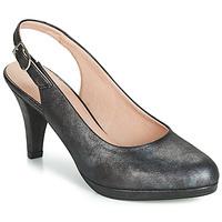Sapatos Mulher Escarpim Dorking 7119 Preto