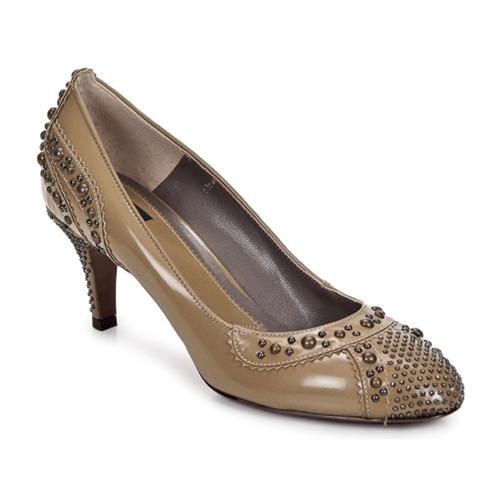 Sapatos Mulher Escarpim Etro GRACE Bege