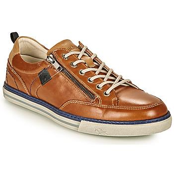 Sapatos Homem Sapatilhas Fluchos QUEBEC Castanho