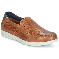Sapatos Homem Slip on Fluchos SUMATRA Castanho
