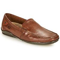 Sapatos Homem Mocassins Fluchos BALTICO Castanho