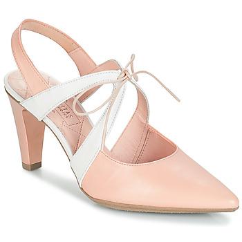 Sapatos Mulher Sandálias Hispanitas CRISTINA8 Rosa