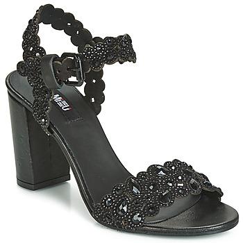 Sapatos Mulher Sandálias Mimmu 567Z14 Preto