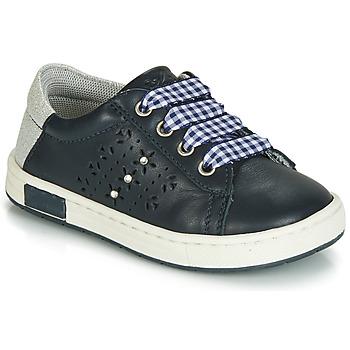 Sapatos Rapariga Sapatilhas Chicco CLARETTA Marinho