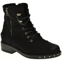 Sapatos Mulher Botins Isteria 8242 preto