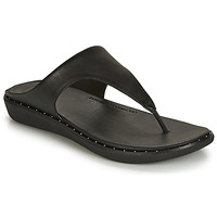 Sapatos Mulher Chinelos FitFlop BANDA II Preto