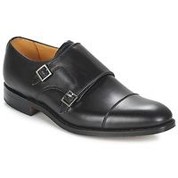 Sapatos Homem Richelieu Barker TUNSTALL Preto