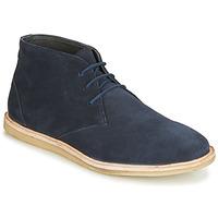 Sapatos Homem Botas baixas Frank Wright BAXTER Azul