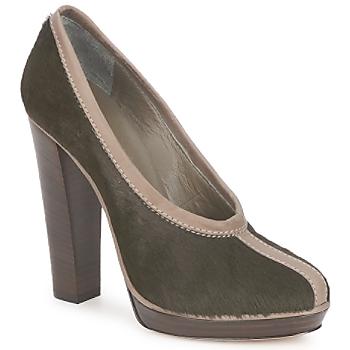 Sapatos Mulher Escarpim Kallisté ESCARPIN 5949 Militar