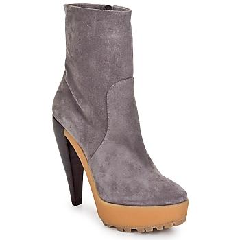 Sapatos Mulher Botins Kallisté BOTTINE 5959 PELTRO