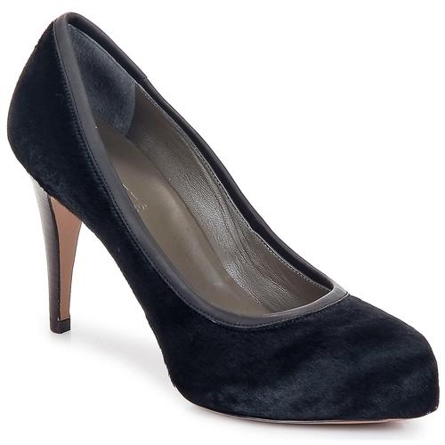 Sapatos Mulher Escarpim Kallisté BOOT 5956 Preto