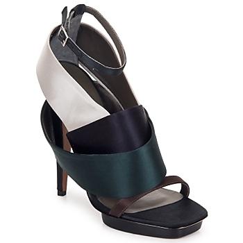 Sapatos Mulher Sandálias Kallisté NU-PIED 5801 Azul / liberty