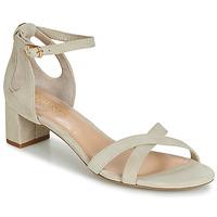 Sapatos Mulher Sandálias Lauren Ralph Lauren FOLLY Bege